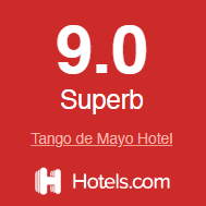9.0 Hotels.com review