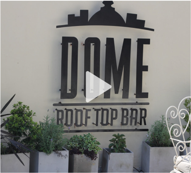 Dome Rooftop Video